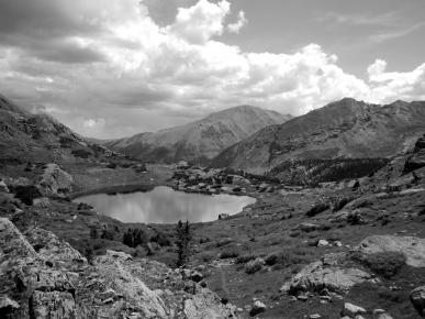 Halfmoon Lakes – Mt MassiveWilderness
